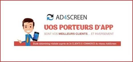 Ad4Screen démontre l'impacte business d'un porteur d'application | Marketing web mobile 2.0 | Mass marketing innovations | Scoop.it