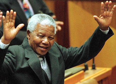 Nelson Mandela: Su vida en imágenes | Especiales | ELMUNDO.es | Nelson Mandela | Scoop.it