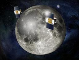 Twin satellites buzz around man in the moon - space - 02 January 2012 - New Scientist | FutureChronicles | Scoop.it