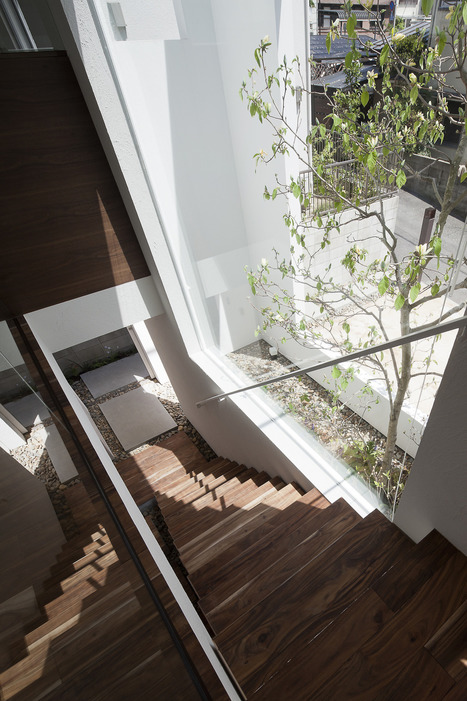 Side Effect - dezeen: Frame byUID Architects Photography is... | Architecture and Architectural Jobs | Scoop.it