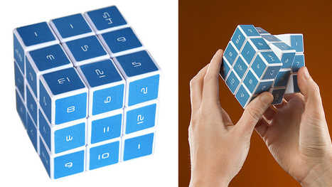 Ugh, Who Invited Math To the Rubik's Cube Party? - Gizmodo | Math | Scoop.it