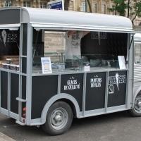 Glaces Glazed : le premier food truck parisien dédié aux glaces ! | Paris Secret et Insolite | Scoop.it