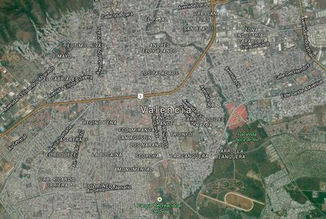 Promueven uso de sistemas geográficos para planificación urbana de Valencia | Cartonatura | Scoop.it