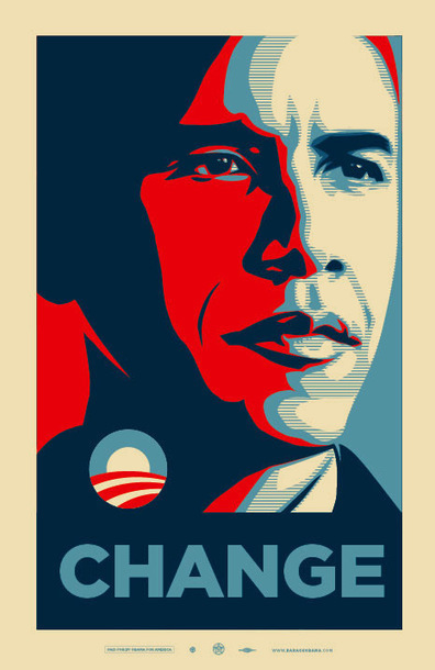 Obama & McCain 2008: Art & Politics Barack Obama - Hope – Signature Illustration Blog | Barack Obama 44th | Scoop.it