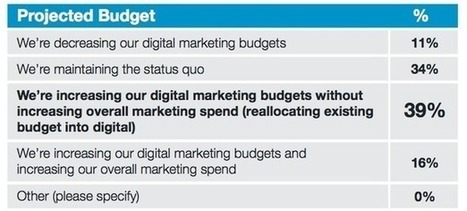 30+ fascinating stats from Econsultancy's Q1 2013 reports | Lets enter the Digital Marketing era | Scoop.it