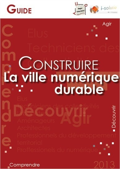 "Saint-Omer - Le Guide : ""Construire la ville numérique durable"" 