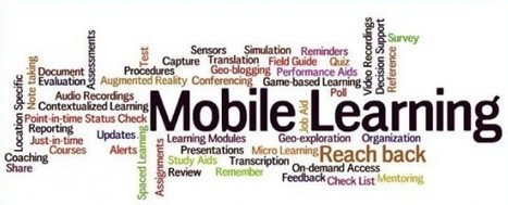 Mobile Learning in Higher Education [ScoopIT Collection] | Mobile Learning k-12 | Scoop.it