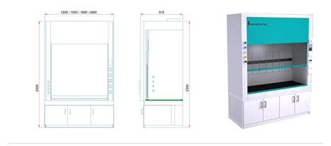 Fume Hoods, Laboratory Hoods, SS Fume Hood - One Shop Solution, Ahmedabad, Gujarat, India | Lab Furniture | Scoop.it