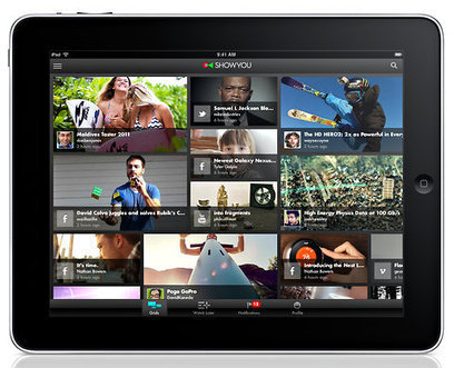 Blurring the Line Between iPad and TV | :: The 4th Era :: | Scoop.it
