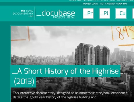 MIT - Docubase | Digital Cinema - Transmedia | Scoop.it