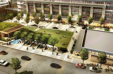 North Dallas' Shops at Park Lane adding office, retail space | North Texas Commercial Real Estate | Scoop.it