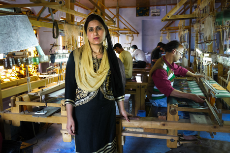 Women Entrepreneurs Move Away from Traditional Occupations in Kashmir | A Voice of Our Own | Scoop.it