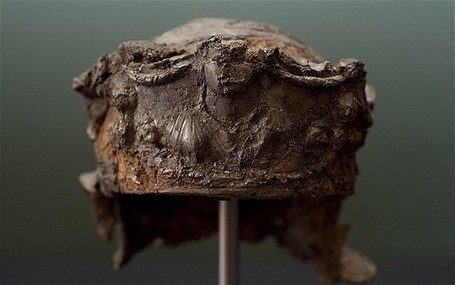 Roman cavalry helmet found in Iron Age shrine may prove Britons fought with legions  - Telegraph | Ariix Canada Daily | Scoop.it