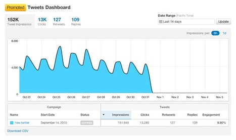 Advertiser Analytics · Twitter for Business | Social Networks & Social Media by numbers | Scoop.it