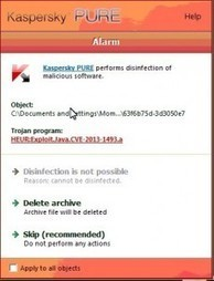 Remove HEUR:Exploit.Java.CVE-2013-1493.a, Completely Get Rid of HEUR:Exploit.Java.CVE-2013-1493.a Virus - Tee Support Blog | Hack informatique exploit | Scoop.it