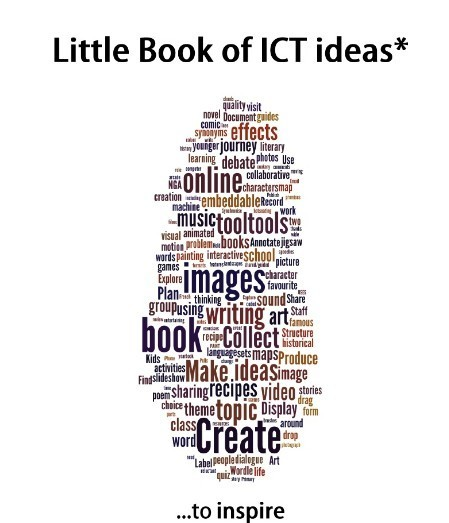 The 'little book of ICT ideas' | TheTeacherBuzz.com | 21st Century Tools for Teaching-People and Learners | Scoop.it