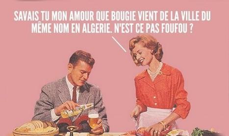 Top 12 des mots français d'origine arabe, le top pour se la péter dans les dîners mondains | Remue-méninges FLE | Scoop.it