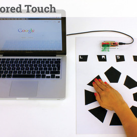 Tailored Touch - a mouse from touch sensitive pads, fitted to you   Design Tools and Starting Points   Scoop.it