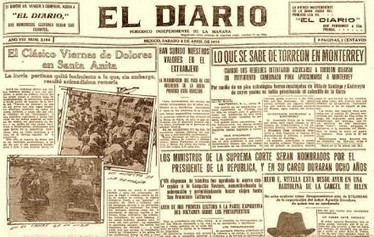'El Diario' is Oldest Spanish-Language Newspaper in U.S.     HispanicallySpeakingNews.com   Nuestro español   Scoop.it