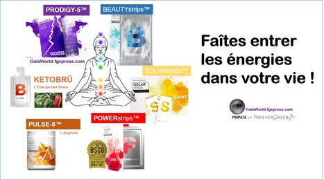 ForeverGreen - FGXpress: Products | Entreprendre, MLM | Scoop.it