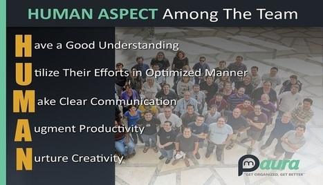 """Is Your Project Team Missing """"The HUMAN Element"""" In It?? 