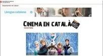 Un nou web del Departament de Cultura recull tota la programació de cinema en català | Actualitat educativa | Scoop.it