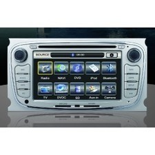 Autoradio DVD FORD MONDEO, 2009 FORD FOCUS,S-MAX (2005-2008) avec fonction Bluetooth & GPS - Autoradio GPS FORD - Autoradio GPS | Hichamo | Scoop.it