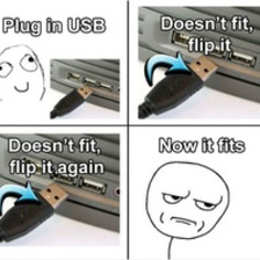 How to Plug In a USB Cable Correctly Every Time | Machinimania | Scoop.it