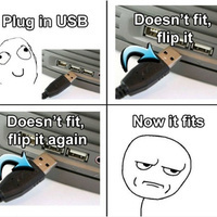How to Plug In a USB Cable Correctly Every Time | Technology and Gadgets | Scoop.it