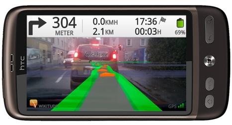 Wikitude Drive, navegador GPS con realidad aumentada, ¿lo mejor para el conductor? | Realidad aumentada | Scoop.it