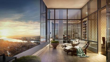 Millennium Tower's $37.5M penthouse price tag shatters Boston record - Boston Herald | Kenyon Clarke 's Luxury Likes | Scoop.it