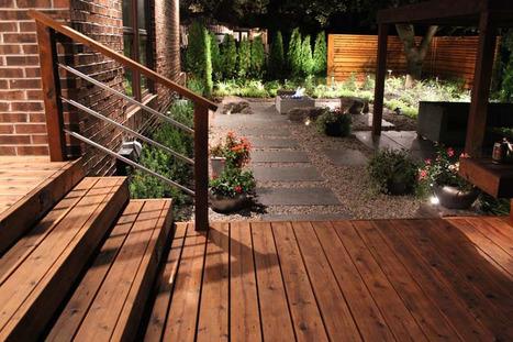 Landscaping Designer And Contractor | Fine Design Living | Landscape Design And Construction | Scoop.it