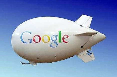 Google veut diffuser du Wifi en Afrique avec des ballons dirigeables | toute l'info sur Google | Scoop.it