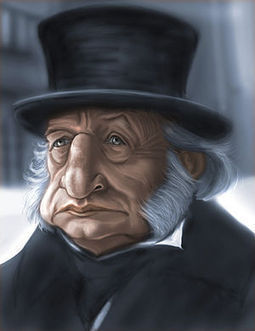 Leadership Lessons From Scrooge | Mediocre Me | Scoop.it