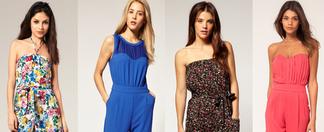 Revamp Your Wardrobe with Sexy Jumpsuits – Bally Chohan | Fashion and Beauty | Scoop.it