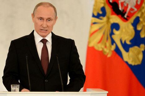 Putin Backs Russia's Crimea Annexation Defying Sanctions | EconMatters | Scoop.it