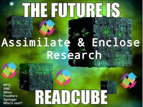 The Winnower | How to block Readcube and why | Open Access to Scholarly Publishing | Scoop.it