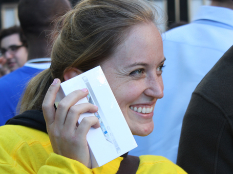 MIRACLE: The iPhone 5 Is Great For Making Phone Calls | Secular Curated News & Views | Scoop.it