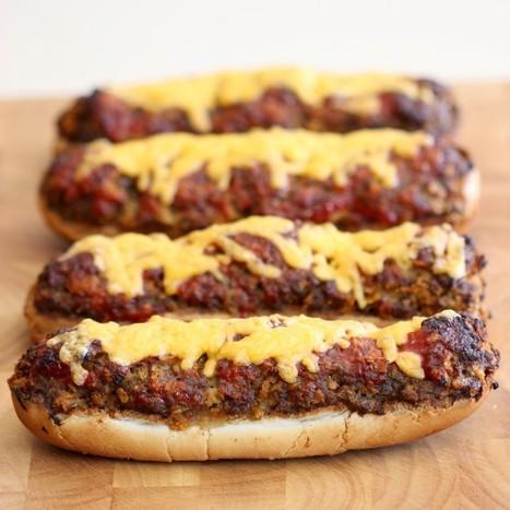 Long Delicious Burgers | MakeYourRecipes | Recipes | Scoop.it