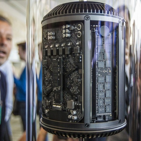 Apple's New Mac Pro 'Trailer' Is a Summer Blockbuster | Ed-Tech Trends | Scoop.it
