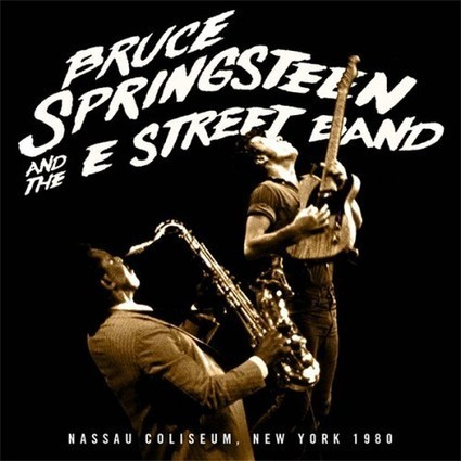 New release from the Bruce Springsteen Archives : New Year's Eve 1980 at Nassau Coliseum | Bruce Springsteen | Scoop.it