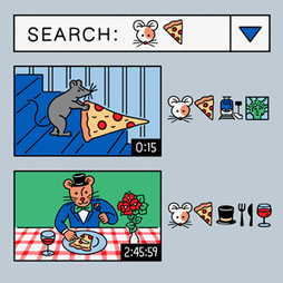 Emojis Offer New Way to Search Videos | MIT Technology Review | Bibliodata | Scoop.it