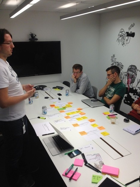 Effective Meetings at Spotify | Joakim Sundén | Being productive | Scoop.it