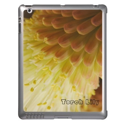 Radiant Torch Lily Close Up Photograph Cover For iPad | Z Photography | Scoop.it
