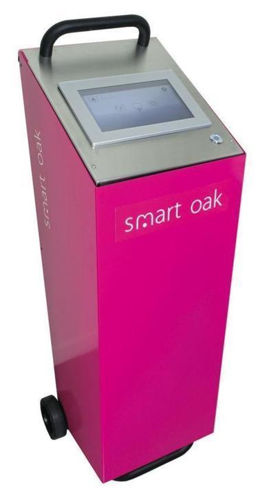 "Automatisation » Le Smart Oak "" copeaute "" vos vins en huit jours | Winemak-in | Scoop.it"