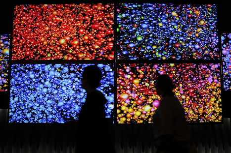 LG Display to Spend About $9 Billion on Factory for OLEDs   Low Power Heads Up Display   Scoop.it