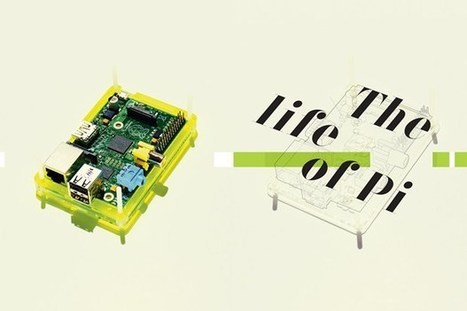 The life of Pi: how Britain's biggest hardware hit for a generation came to be | Wired.co.uk | Transmedia Landscapes | Scoop.it