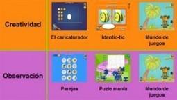Portales para aprender jugando - Educación 3.0   Educación   Scoop.it