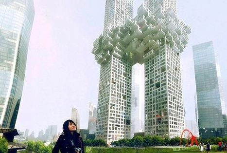 Exploding Twin Towers Concept Triggers Outrage | Architecture and Urban Planning | Scoop.it