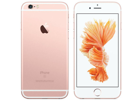 Apple's Rose Gold iPhone Is Selling So Well With Guys It's Now Been Nicknamed ... - E! Online | iPhones and iThings | Scoop.it